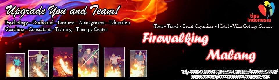 Firewalking Malang