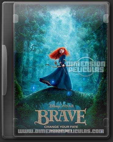 Brave (DVDRip Español Latino) (2012)