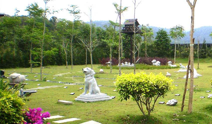 Nirvana memorial park funeral service package nirvana pet memorial garden - Gardening for pets ...