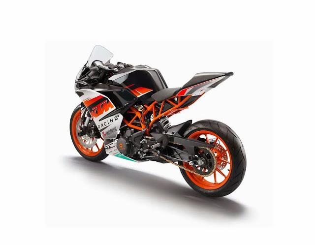 Foto Motor KTM RC390