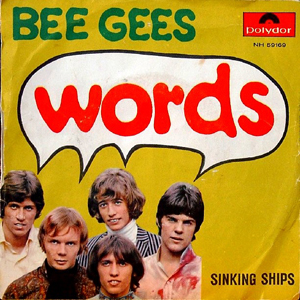 Bee Gees - Words