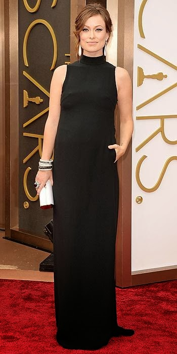 2014 oscars, oscars, red carpet, olivia wilde