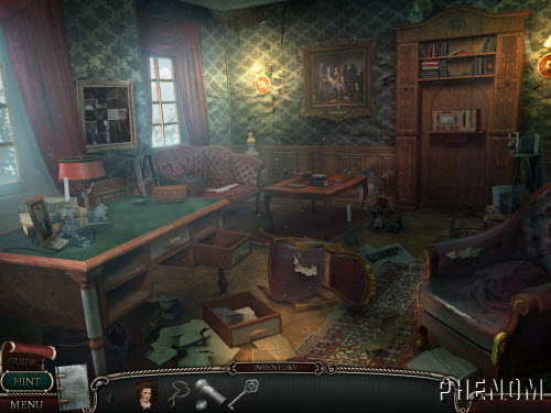 Shiver 2: Poltergeist Collector's Edition. Perfectly clean room.