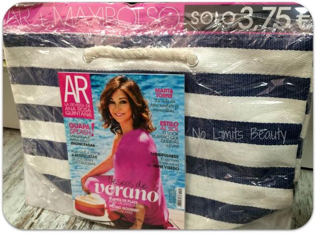 Regalos revistas julio 2015: AR