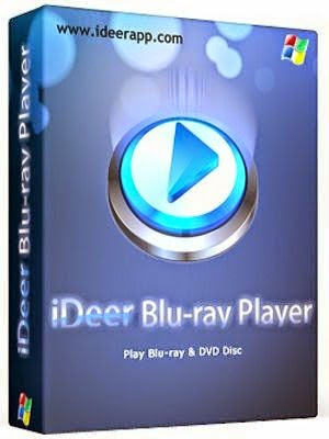 iDeer Blu-ray Player v1.8.0.1888 incl Crack