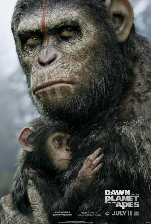 Dawn of the Planet of the Apes (El amanecer del Planeta de los Simios) - Solo Full Películas