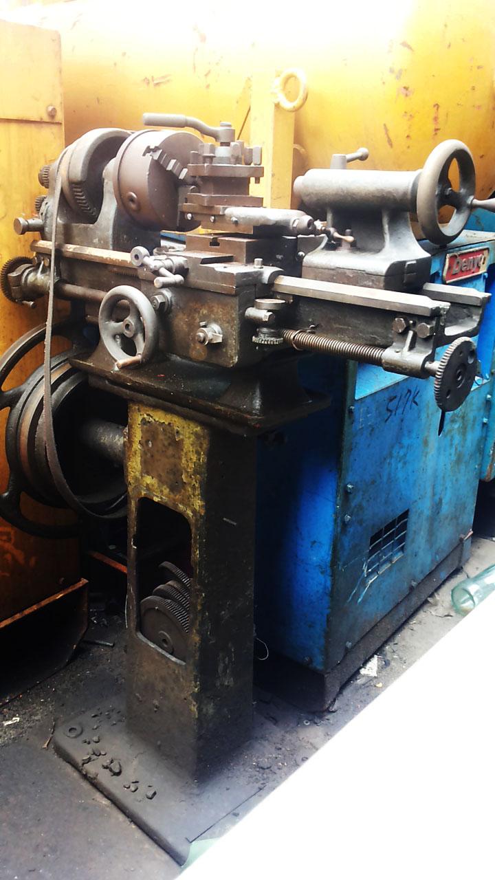 Products  Small Lathe Machine