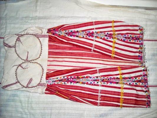 biga pomak kostümü orjinal
