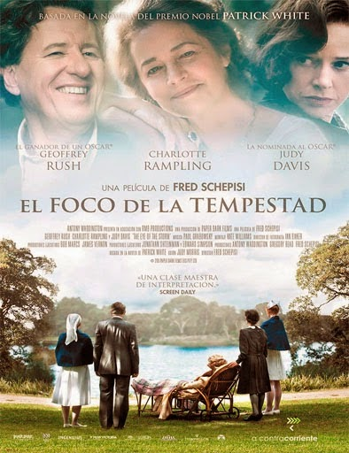 Ver El foco de la tempestad (The Eye of the Storm) (2011) Online