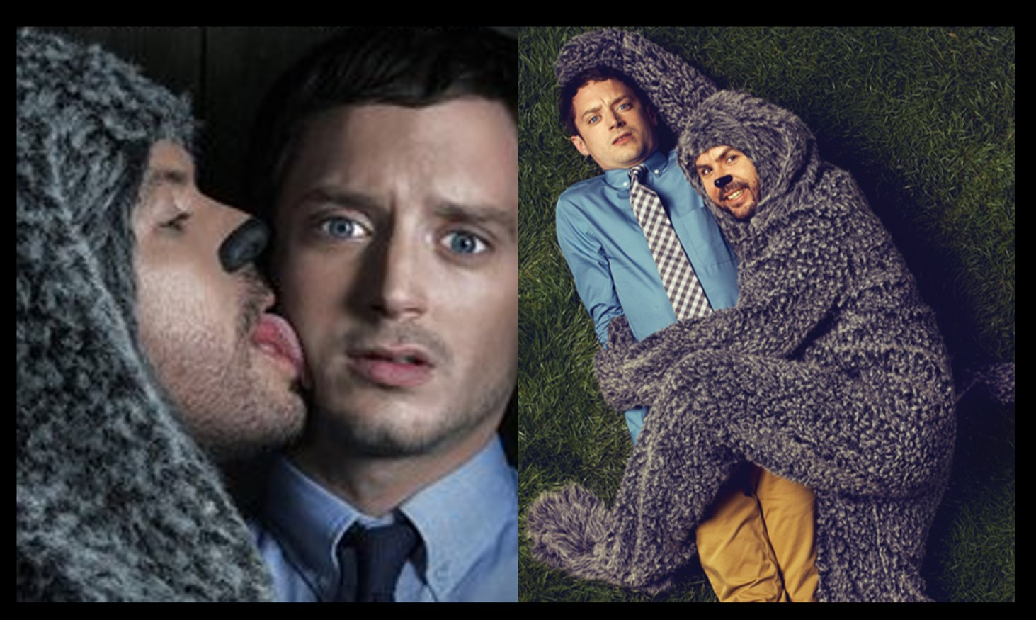Elijah Wood took part in the creation of a video game 12/09/2013 23