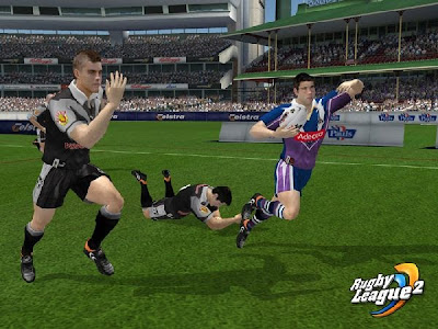 Rugby League 2 PS2