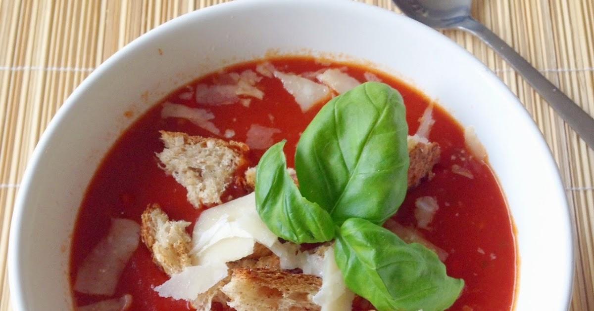 makkelijke tomatensoep maken