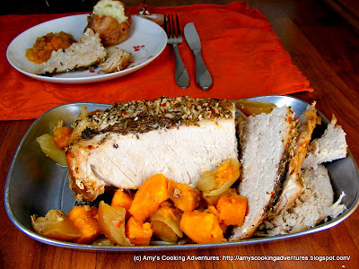 Fingers Crossed!: Crock Pot Challenge Meal #2: Pork Roast ...