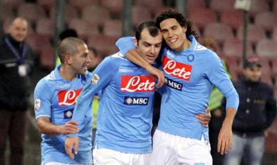 Napoli 2 - 1 Cesena (3)