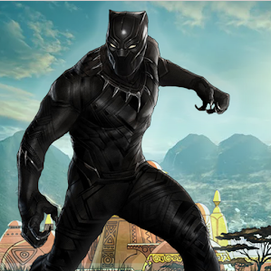 Escape from wakanda