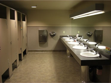 Jenn blogs here potty break - Commercial bathrooms designs ...