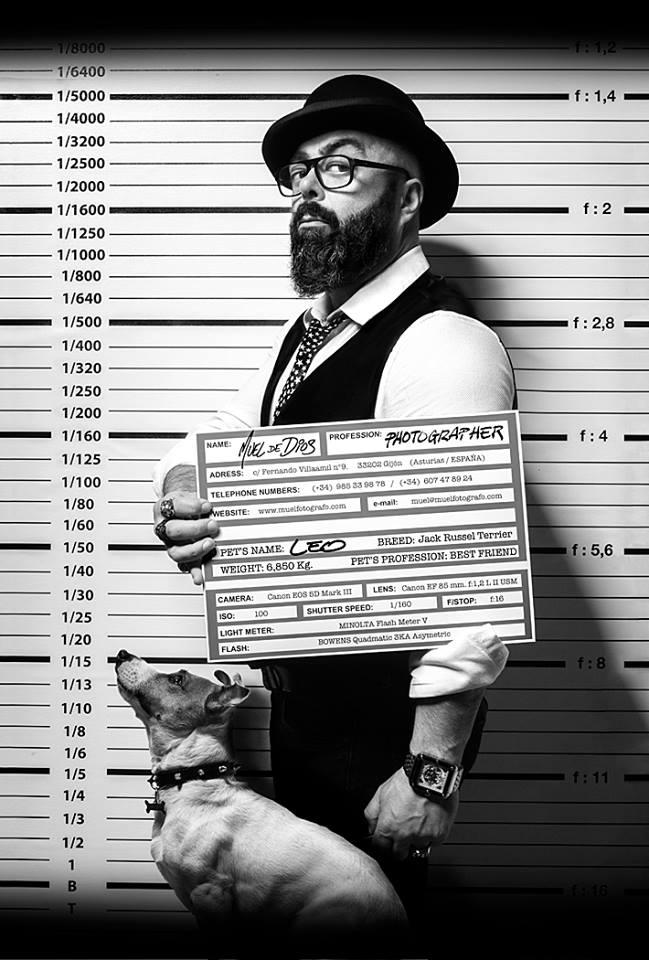 Entrevista al fotógrafo Muel de Dios. Photo by Muel de Dios.