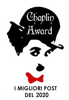GLI ULTIMI AWARD - Io, la letteratura e Chaplin 2020