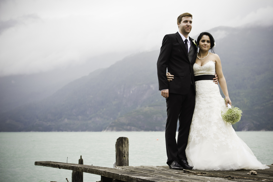 A Unique Brittish Columbia Wedding + Some Pics of Our Vacay - Fab ...