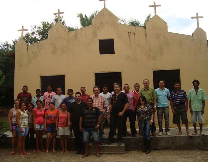 Governo visita famílias beneficiadas com titulação de terras em Pio XII