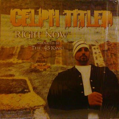 Celph Titled - Right Now (VLS) (2001) (192 kbps)