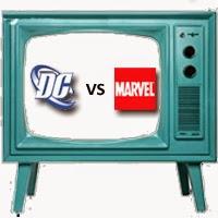 Marvel se enfrenta a DC en la parrilla televisiva