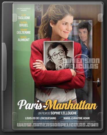 Paris Manhattan (BRRip HD Francés Subtitulada) (2012)