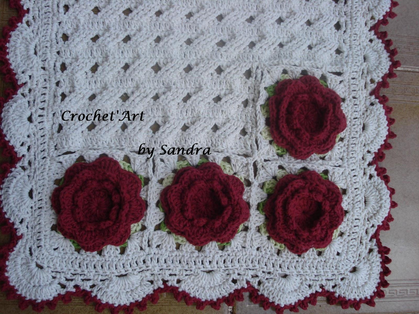 Postado por Crochet'Art às 17:22