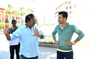 Akhil Movie Working Stills-thumbnail-12