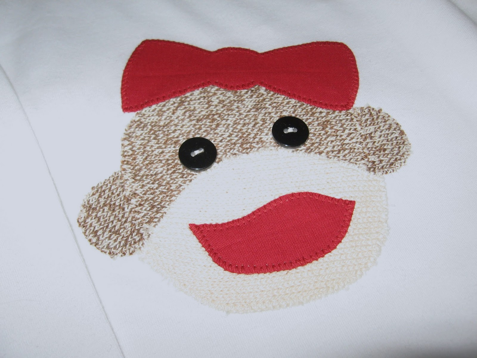 Search results for pattern sock outline calendar 2015 for Sock monkey face template