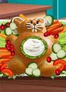 Пасхальный сладкий хлеб - Онлайн игра для девочек