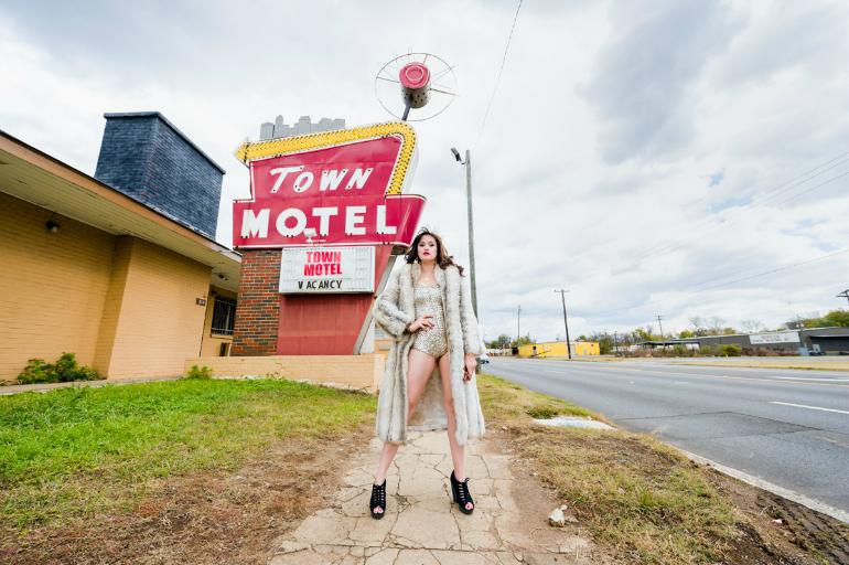 Leah Huebner Costume Designer Town Motel