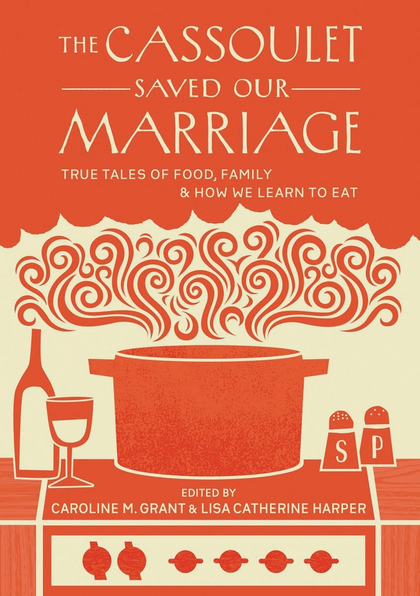 so proud to be in this food anthology