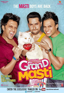 Grand Masti (2013) watch hindi movies online