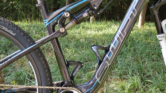 Carbon Mountain Bike, Bike News, New Bike, New Product, New Technology, Evil Twin, SwiftCarbon Evil Twin, SwiftCarbon full suspension, swiftcarbon xc