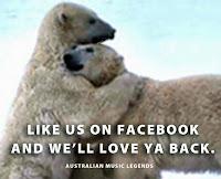 Like Us On Facebook and we'll love ya back.