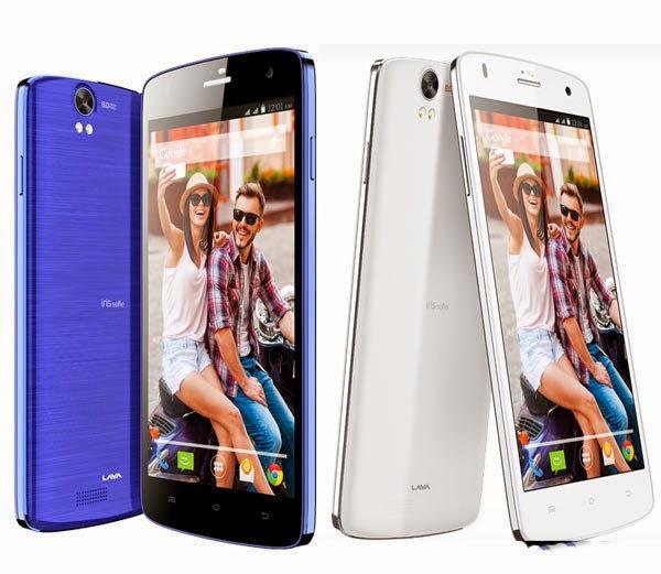 Lava Iris Selfie 50 Smartphone