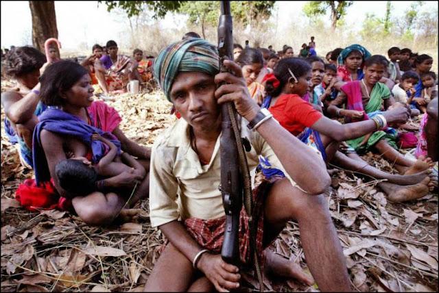 maoist sympathisers
