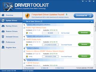 Download driver acer untuk laptop