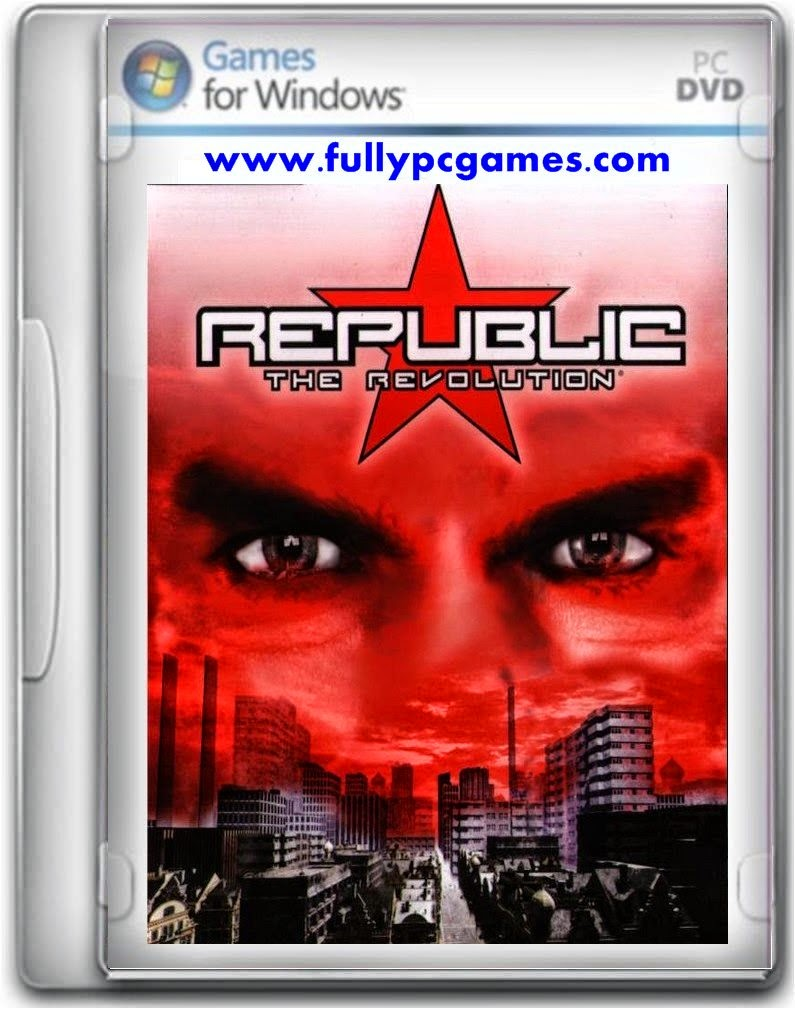 republic the revolution game