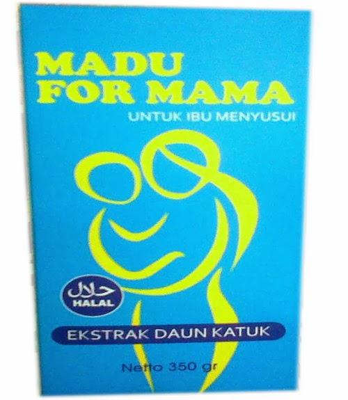 Madu for Mama Al Mabruroh Nutrisi Ibu Menyusui