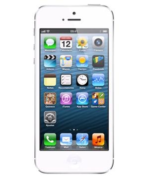 Iphone 5 16GB Blanco Tienda Claro Perú