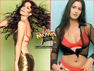 bollywood actress hot katrina kaif in bikini