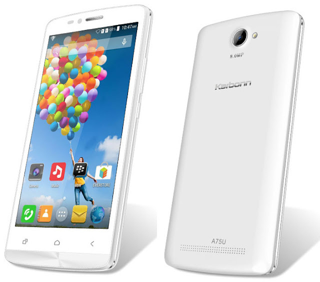 Karbonn Launched Aura 9 Smartphone with 4000mAh Battery