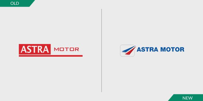 Logo Baru Astra Motor