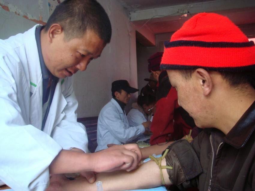 Extinct human cousin gave Tibetans advantage at high elevation