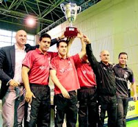 TENIS DE MESA-CajaSur Priego de nuevo campeones ligueros