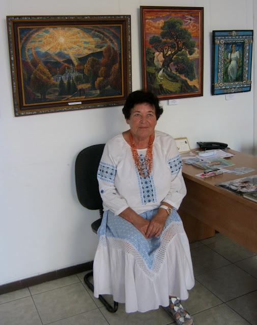София Болсуновская, сестра и наследница Анны Самутиной