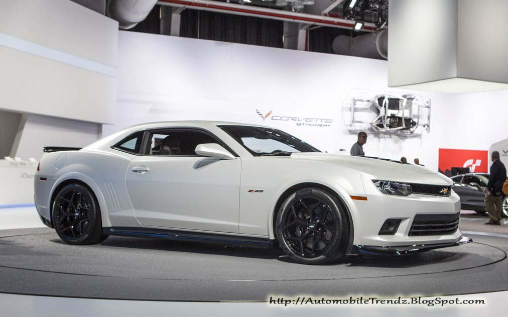 The 2014 Chevrolet Camaro Z/28