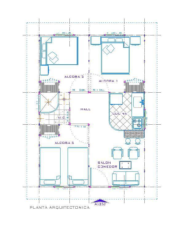 Planos de viviendas gratis diseos de planos de casas for Programa para planos de viviendas